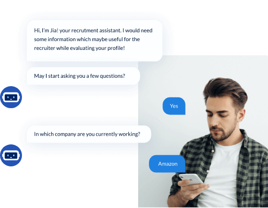 Chatbot Screening