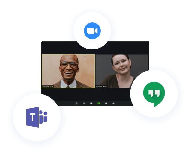 Automatically Sends Out Links for Video Interviews