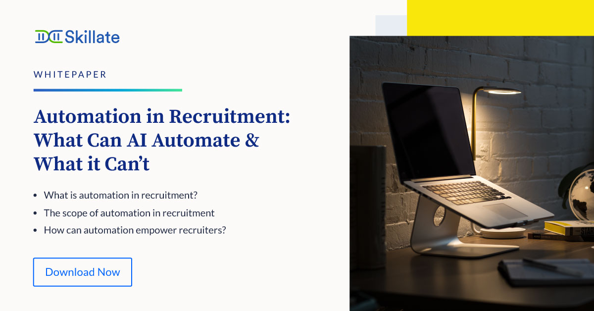 Automation in Recruitment: What Can AI Automate and What it Can't
