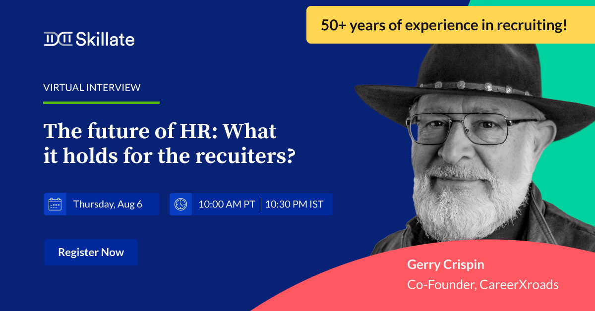 The future of HR: what does it hold for recruiters?